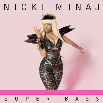 Super Bass (Official Single Cover)